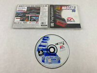 NASCAR 98 Sony PlayStation 1 PS1 1997 Game Electronic Arts