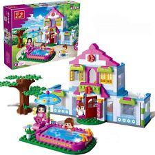 BANBAO Building Block Charm City Dream House Girl Toy #6109 405pcs