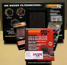 99-5003eu k&n Filtro Juego de limpieza limpiador & Aceite F. FILTROS DE AIRE #
