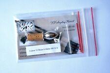 FERRULE STOPPER plug made for vintage hand built Bruce and Walker MK IV G rod