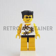 LEGO Minifigures - 1x ixs001 - Snapp Lockitt - Island Stunt Xtreme Omino Minifig
