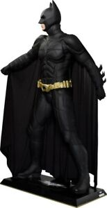 BATMAN DARK KNIGHT RISES _New DC Life Size 1:1 Scale Figure statue