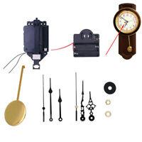 DIY Wall Quartz Pendulum Clock Chime Westminster Melody Mechanism Movement Set