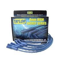 Taylor Spark Plug Wire Set 64681; High Energy 8mm Blue for Ford 6 Cylinder