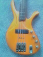 ibanez eda900 bass guitar piezo pickups