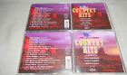 2 CD No.1 Country Hits 32.Tracks 1995 Johnny Cash Willie Nelson ... 112