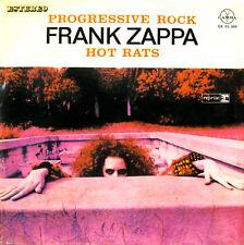 """FRANK ZAPPA """"HOT RATS"""" lp Mexico rare mint"""