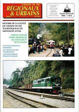 CHEMINS de FER RÉGIONAUX et URBAINS - N° 289 (2002 - 1) (FACS - CFRU) (Train)