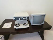 ClearView Black & White  CCTV Low Vision Aid  With Monitor & Manual Book