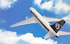 POLSKIE LINIE LOTNICZE-LOT- POLISH AIRLINES Boeing 767 Airline Airplane Postcard