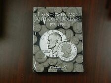 H.E. Harris & Co. Eisenhower and Anthony Dollars 1971-1999!!
