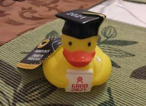 Class of 2021 Graduation Gift: Rubber Duck Ducky