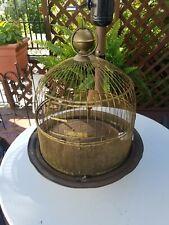 Hendryx Vintage Birdcage Antique