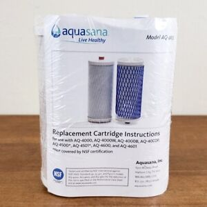 Aquasana Countertop Drinking Water Filters AQ-4035 New & Sealed