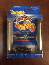 Mattel Hot Wheels 1999 Final Run Series #10 of 12 Custom Corvette Diecast Toys