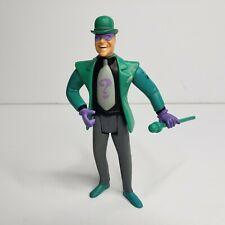 1992 Kenner Batman The Animated Series Riddler Figure Loose Complete BTAS