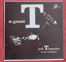 """JACK TEARGARDEN ET SON ORCHESTRE 25 CM 10"""" ORIG FR LE GRAND T  GUIDE DU JAZZ"""