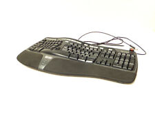 DEFECTIVE Microsoft 5QH-00001 Natural Ergonomic Keyboard Wired AS IS
