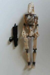 Star Wars 1999 Episode 1 The Phantom Menace Battle Droid Slashed Variant TPM