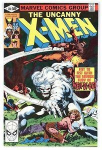 X-Men 140 Marvel Comics 1980 Direct Uncanny Byrne Wolverine Alpha Flight C379