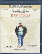 Precious: Based on the Novel PUSH by Sapphire (Blu-ray Disc, 2010)
