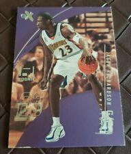 2001-02 Fleer Skybox EX Jason Richardson Rookie RC Card #112 /750 Warriors NBA