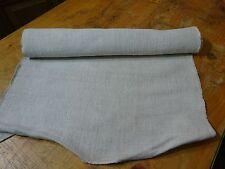 A Homespun Linen Hemp/Flax Yardage 4 Yards x 20'' Plain  # 8337