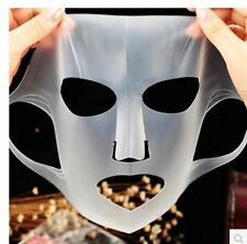 Beauty Make Up Face Care Reusable Silicone Moisturizing Mask for Face Mask Y