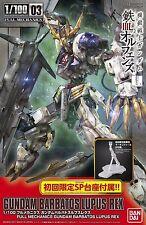 Gundam Iron-Blooded Orphans 1/100 Full Mechanics #03 Barbatos Lupus Rex USA