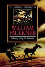 The Cambridge Companion to William Faulkner by Cambridge University Press...
