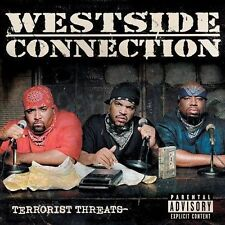 Terrorist Threats [PA] by Westside Connection (CD, Dec-2003, Priority Records)