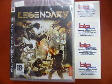 LEGENDARY PS3 NUOVO SIGILLATO