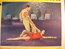 Original 1952 US Lobby Card SINGIN' IN THE RAIN Gene Kelly Cyd Charisse
