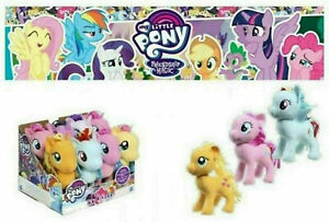 NEW MY LITTLE PONY PLUSH TOY 13 CM ALL PONIES CHARACTERS BEST XMAS GIFT
