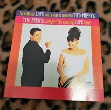 Tito Puente & La Lupe Tito Puente Swings  The Exciting Lupe Sings CD