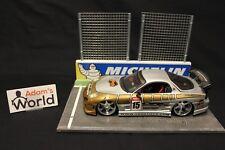 "Jada Mazda RX7 1:18 silver #15 ""Tuning"" (MCNB)"
