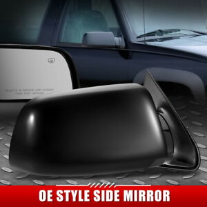 FOR 98-99 CHEVY GMC C/K 1500 2500 TAHOE OE STYLE POWER+HEATED RIGHT SIDE MIRROR