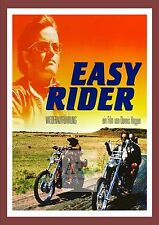 Easy Rider     Cult Movie Posters Classic Vintage Cinema