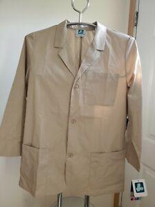 "Adar Unisex Doctor Nurse Multiple Pockets Classic Consultation Coat - 31'Length"""