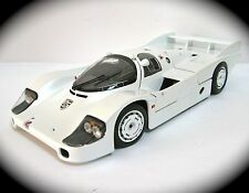 Minichamps 1:18 Pearl White Metallic Porsche 956L, 1983 Frankfurt Show Car, NIB!
