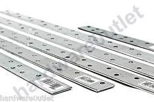FLAT Galvanised Restraint Strap Light Duty - Select Length 220 or 1000mm
