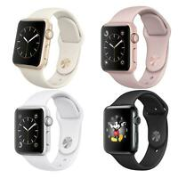 Apple Watch Series 2 - 38mm 42mm - Aluminum Case - Sport Band - iOS - Smartwatch