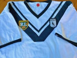 NEW 1990's WESTERN SUBURBS MAGPIES ARL 3 XL size JERSEY...One Only