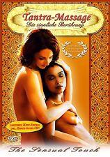 Tantra-Massage - Die sinnliche Berührung  (DVD + Audio-CD) NEU + OVP!