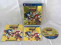 Sonic Mania Plus Ps4 Sony Playstation 4 Games Gaming Console Video Game Complete