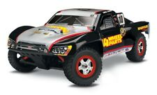 TRAXXAS SLASH 4wd SC RACING TRUCK Brushed tq2.4ghz RTR 1:16
