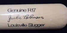 Vintage Jackie Robinson Louisville Slugger 125 Baseball Bat GENUINE R 17 Rare
