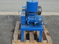 Spencer Blower RBL-10-V Blower with Baldor M3613T Motor 5HP 3450RPM 3PH RBL10V