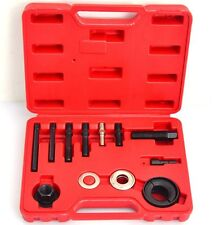 Power Steering Pump Pulley Puller Tool Remove&Install Kits for Ford GM Chrysler