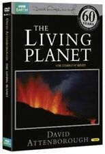 David Attenborough The Living Planet - The Complete Series 5051561037160 DVD
